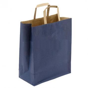 Бумажный пакет, плотность 185 г/м
